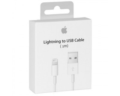 CABLE LIGHTNING TO USB (1M) ORIGINE APPLE - BLISTER