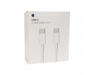 CABLE USB-C (2M) A1739 ORIGINE APPLE - MLL82AM/A - BLISTER